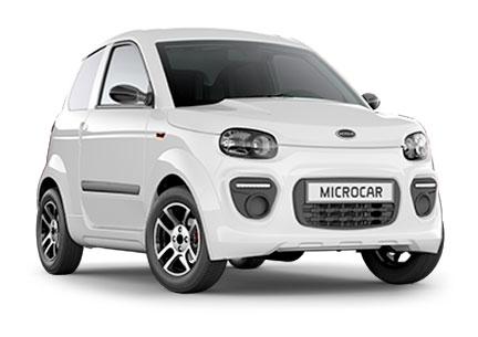 Microcar MGO 6 Plus