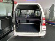 coche sin carnet aixam 5004 minivan porton lateral