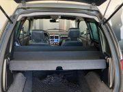 coche de 49 aixam crossline maletero abierto bandeja