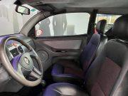 coche sin carnet a741 interior