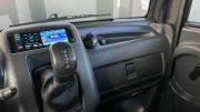 camion mega furgon segundo modelo palanca integrada