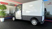 camion mega furgon segundo modelo trasera iz