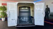 camion mega furgon segundo modelo umbral de carga bajo
